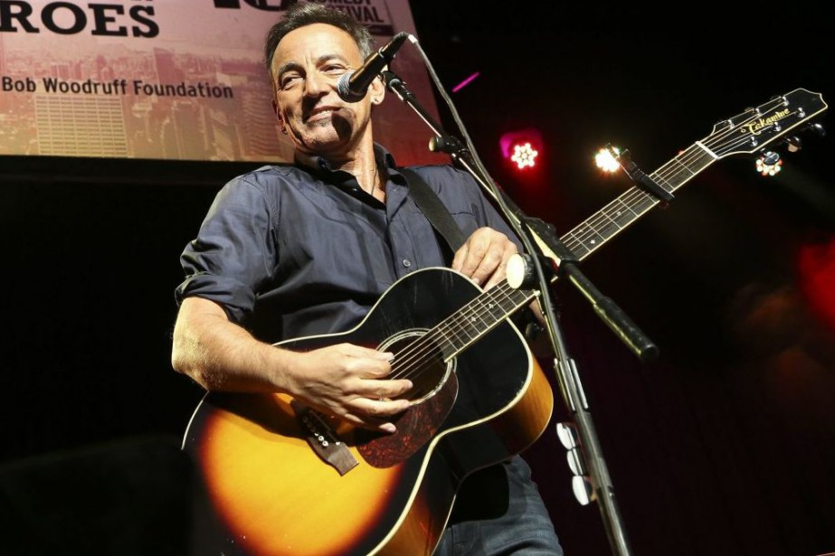 Bruce Springsteen... (PHOTO ARCHIVES AP)