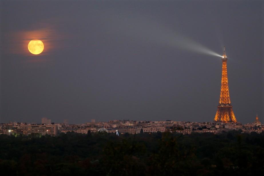 La France, première destination... (PHOTO CHARLES PLATIAU, ARCHIVES REUTERS)