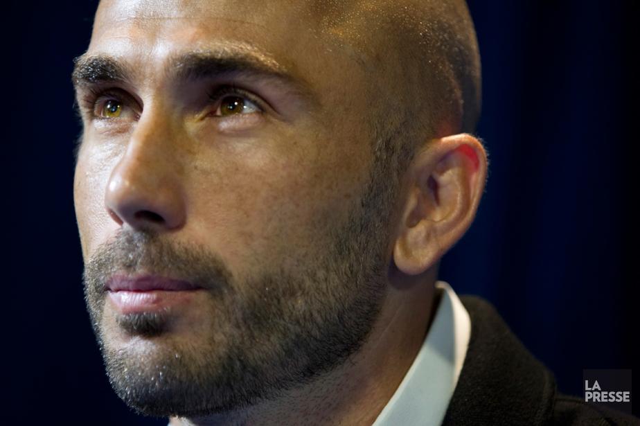 Marco Di Vaio a confié qu'il lui aurait... (Photo Ivanoh Demers, La Presse)