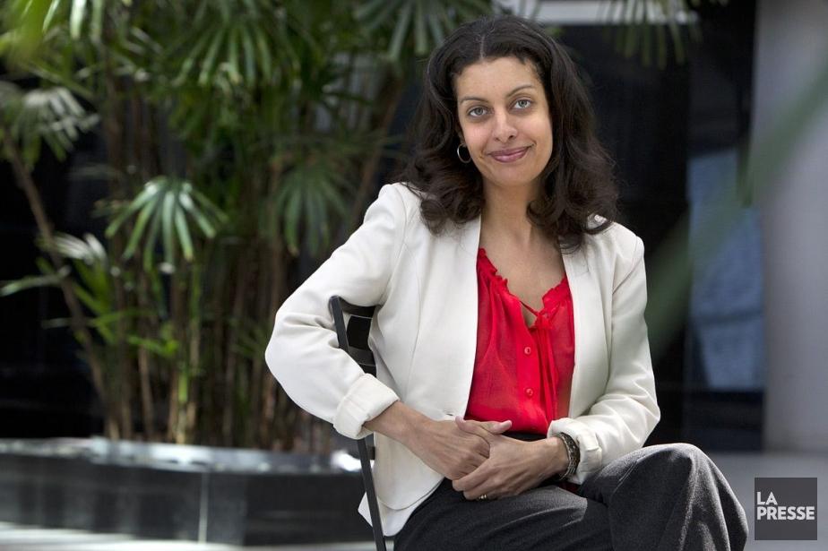 La PDG de Montréal International, Dominique Anglade, regrette... (Photo Robert Skinner, archives La Presse)