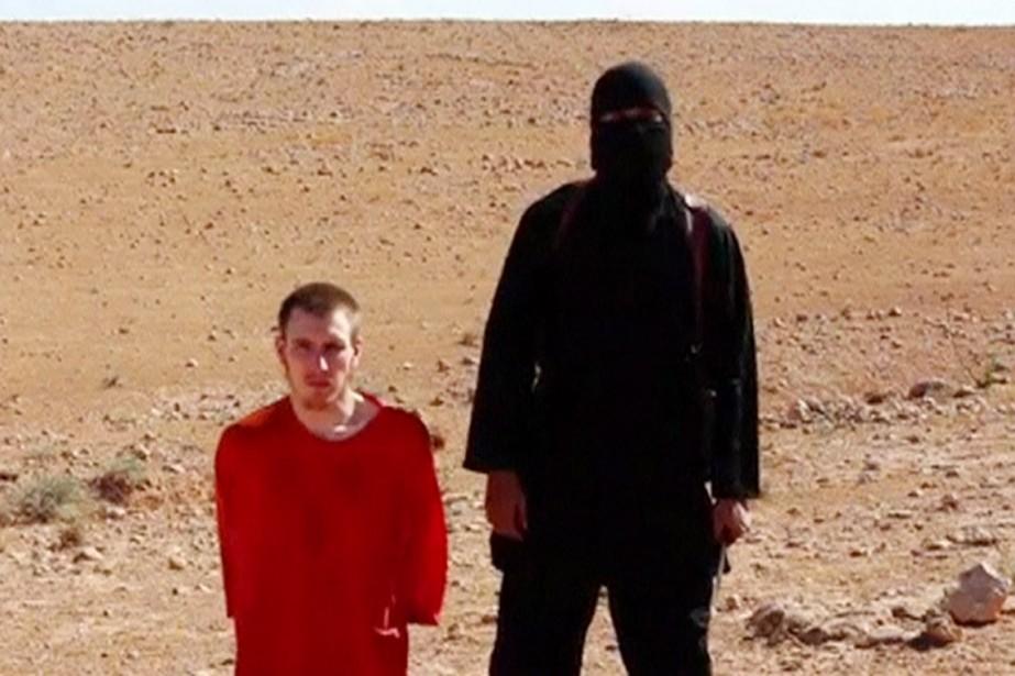 Âgé de 26 ans, Peter Kassig, ancien combattant... (IMAGE REUTERS TV)