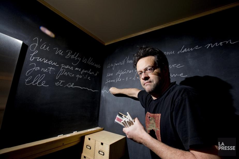 Télévision, cinéma, radio, théâtre, voix...... (Photo: Alain Roberge, La Presse)