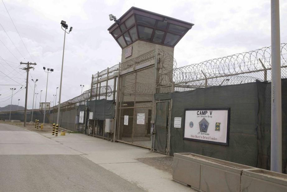 Un des 149 détenus de Guantanamo, Abou Dhiab,... (PHOTO BEN FOX, ARCHIVES AP)