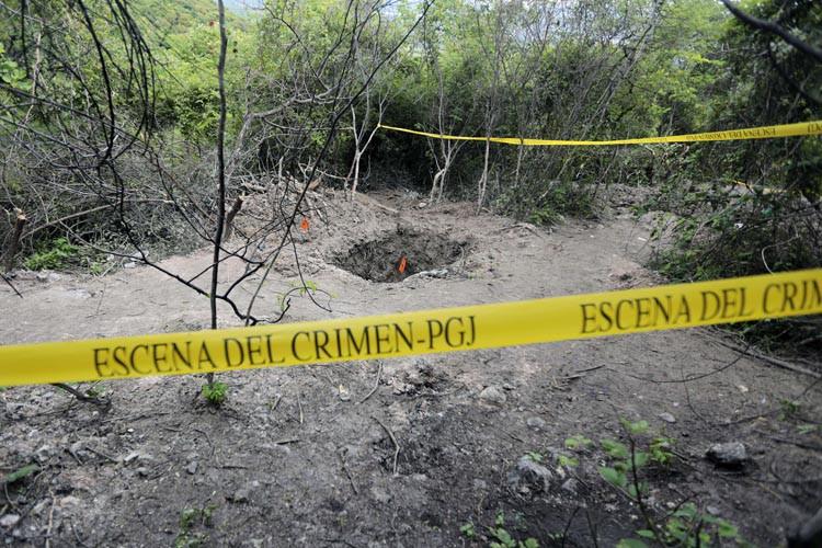 S'il se confirmait que ces corps sont ceux... (Photo archives AFP)