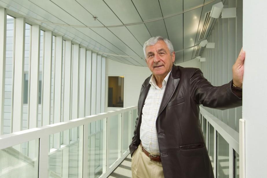 Louis Jacques Filion, professeur à HEC Montréal, est... (PHOTO ALAIN ROBERGE)