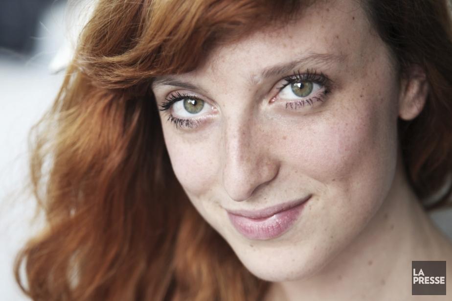 Sarah-Maude Beauchesne... (Photo: Joseph Elfassi)