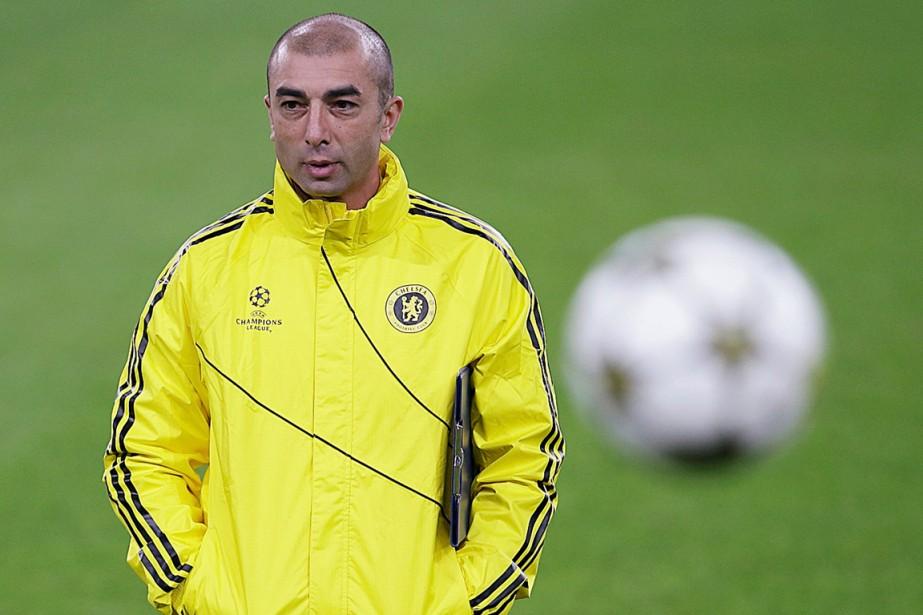 L'entraîneur Roberto di Matteo.... (Photo Alessandro Garofalo, archives Reuters)