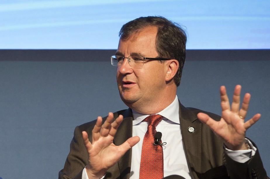 Le directeur financier de la Banque mondiale (BM),... (Photo Ryan Remiorz, Archives PC)