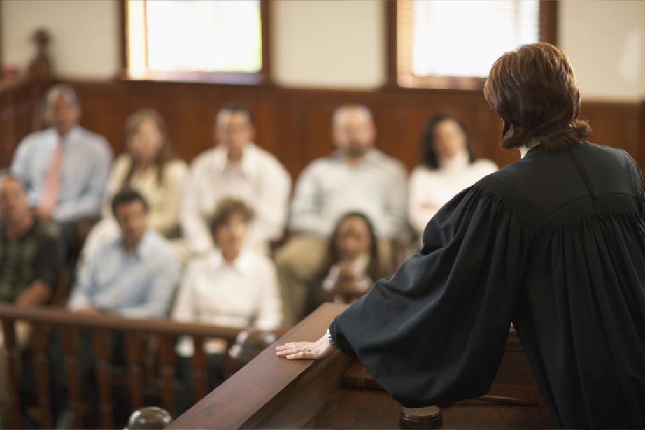 La non-représentativité du jury violerait le droit à... (Photo Thinkstock)