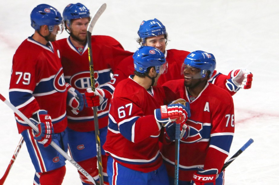 Le Canadien poursuivra-t-il sur sa lancée de la... (Photo Jean-Yves Ahern, USA Today Sports)