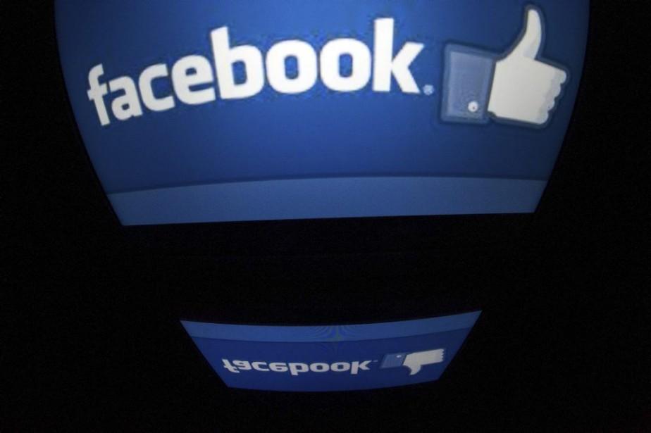 À l'instar des autres grands réseaux sociaux, Facebookn'effectue... (PHOTO LIONEL BONAVENTURE, AFP)