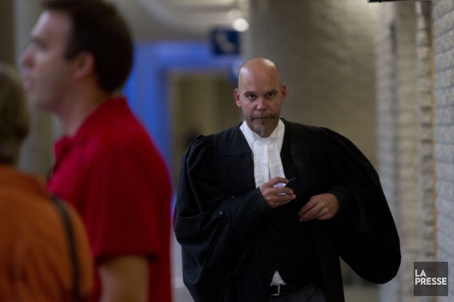 Maître Patrick Davis, avocat de la défense... (PHOTO OLIVIER JEAN, ARCHIVES LA PRESSE)
