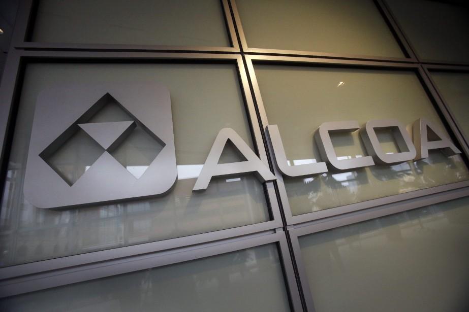 Le géant américain de l'aluminium Alcoa ( (Photo archives AP)
