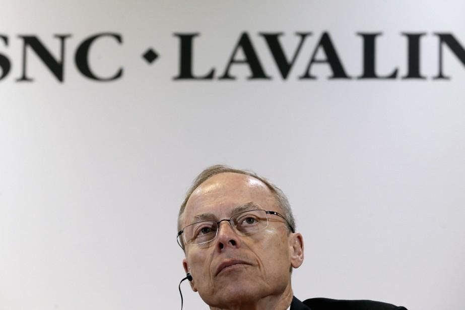 Robert Card, PDG de SNC-Lavalin... (Photo archives Reuters)