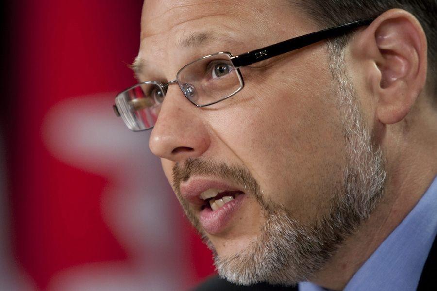 L'enquêteur correctionnel du Canada,Howard Sapers... (Photo: Archives PC)