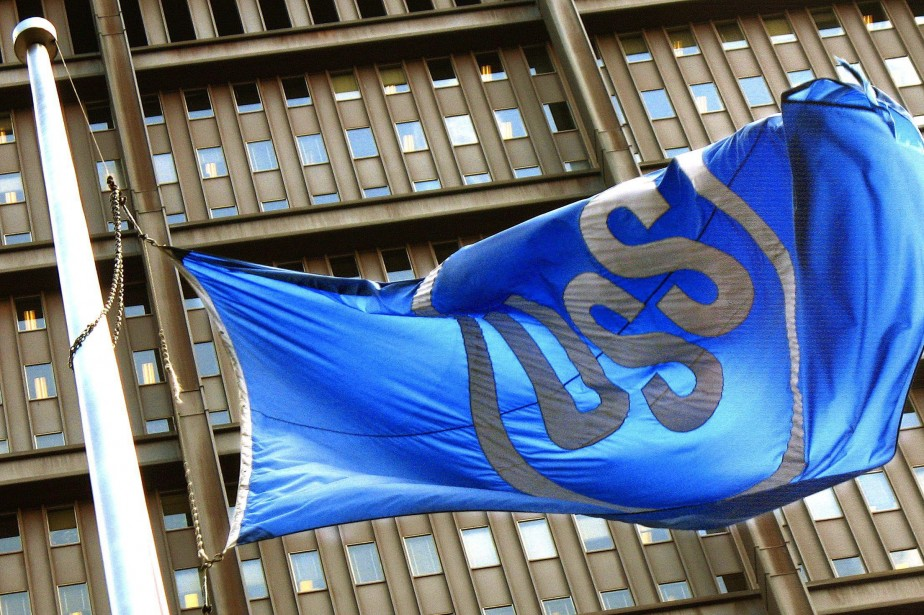 La U.S. Steel Canada a cumulé une perte... (Photo Keith Srakocic, Archives AP)