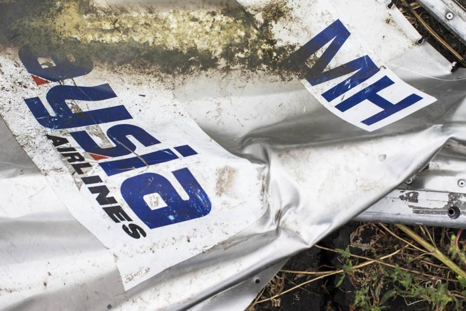 Le volMH17 s'est écrasé le 17 juillet dans... (PHOTO MARKO DJURICA, ARCHIVES REUTERS)