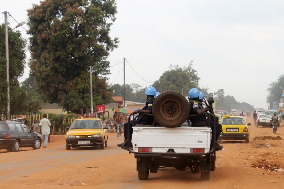 La nouvelle flambée de violences a fait au... (PHOTO PACOME PABANDJI, AFP)