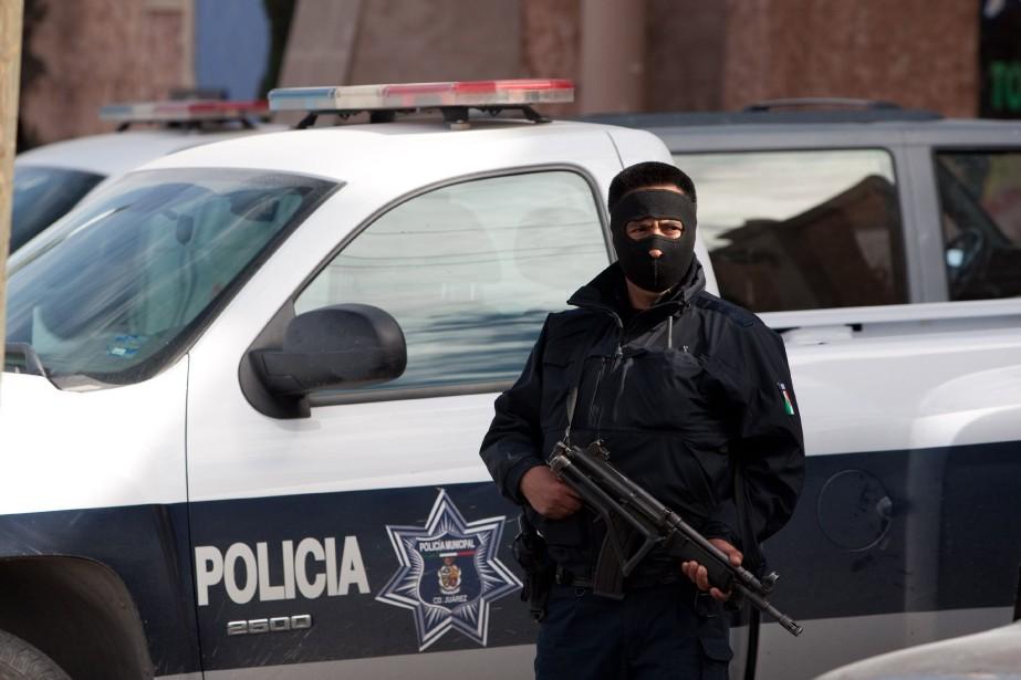 Le cartel de Juarez contrôle l'une des principales... (Photo Jesus Alcazar, Archives AFP)