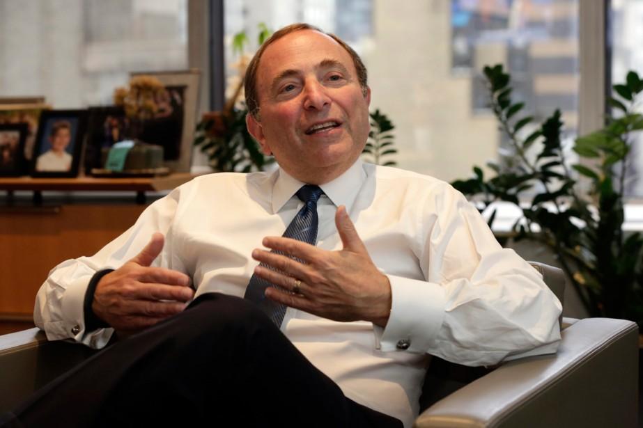 La LNH a arraché 5,2 milliards en 12... (Photo Richard Drew, AP)
