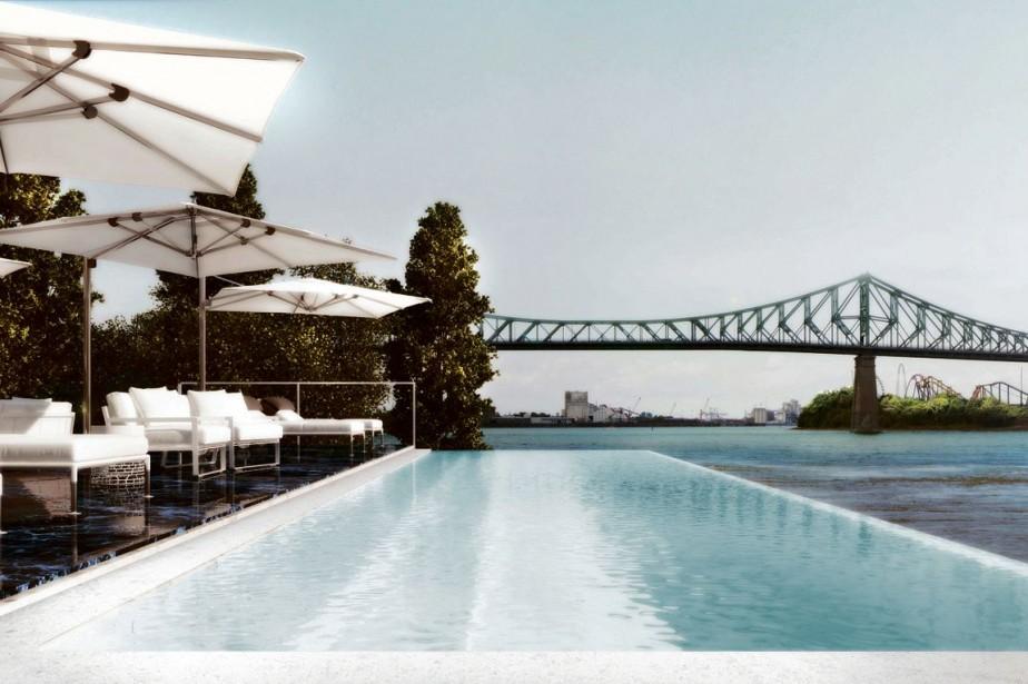Jardins époustouflants, piscines spectaculaires... Plusieurs projets lancés au...