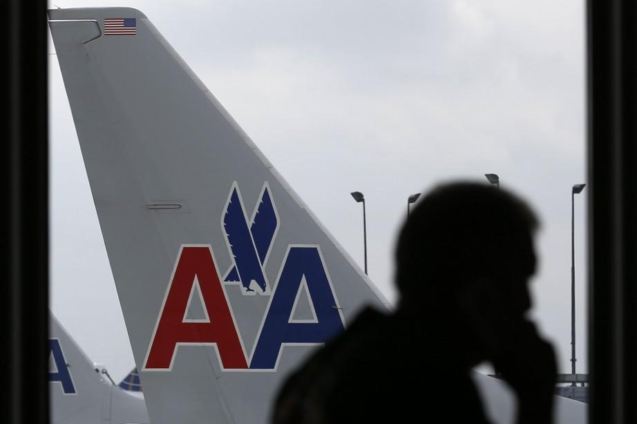 Le passager a été inculpé jeudi d'interférence avec... (Photo JIM YOUNG, Archives Reuters)