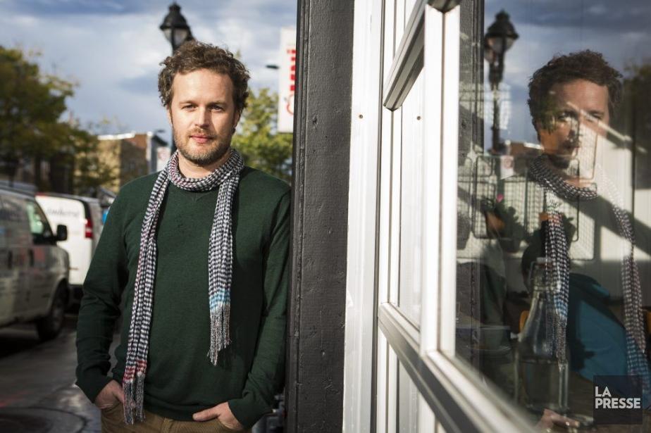 Chanteur, auteur et poète, Tristan Malavoy est également... (PHOTO OLIVIER PONTBRIAND, LA PRESSE)