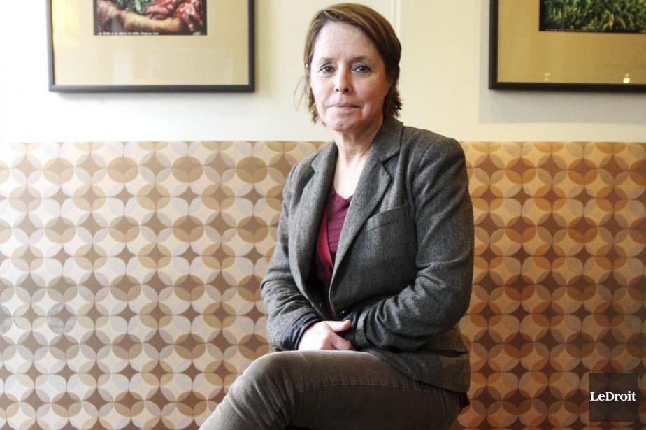 Michèle Ouimet... (Photo: Étienne Ranger, Le Droit)