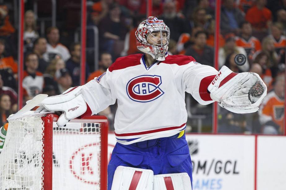 Le gardien du Canadien Carey Price (Photo Chris Szagola, AP)