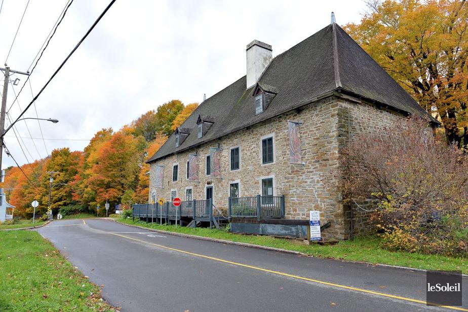 Un moulin de 1695 laissé à l'abandon - LaPresse.ca