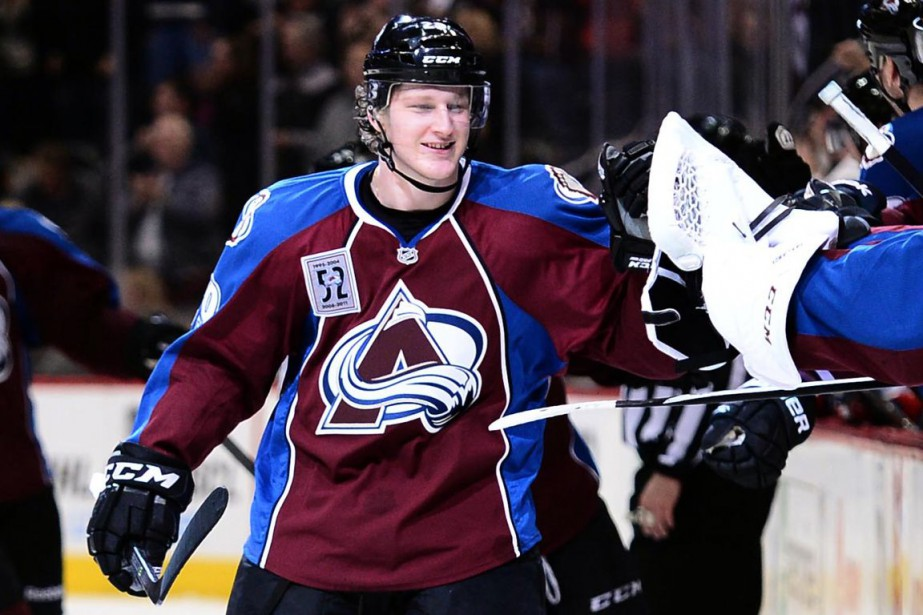 Nathan MacKinnon... (Photo Ron Chennoy, archives USA Today)