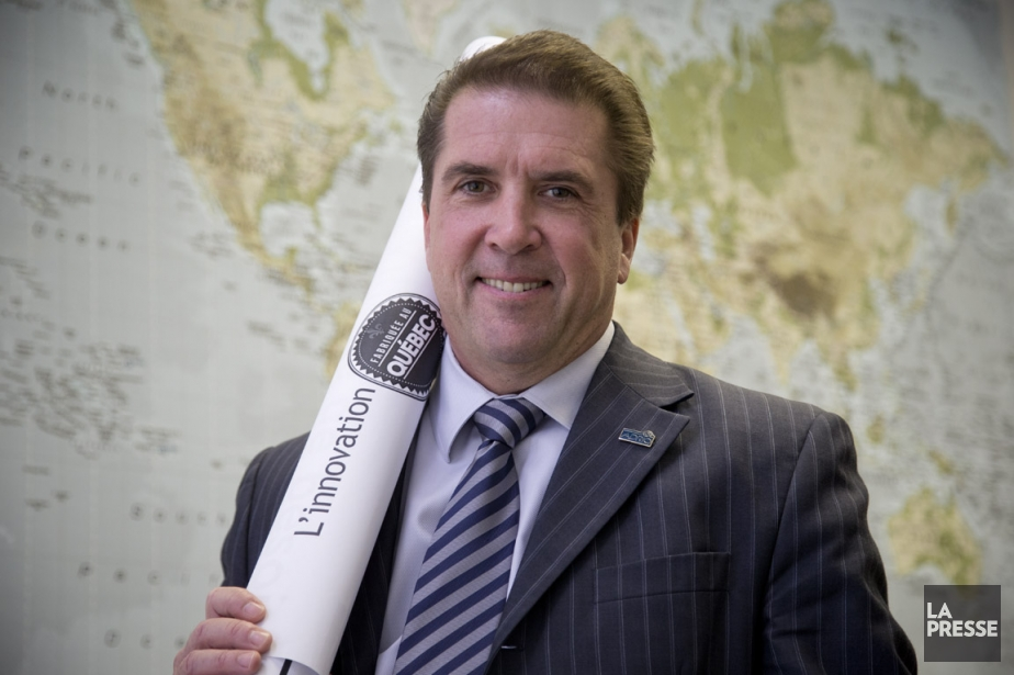 Selon Jean-Louis Legault, président de l'ADRIQ, les PME... (PHOTO DAVID BOILY, LA PRESSE)