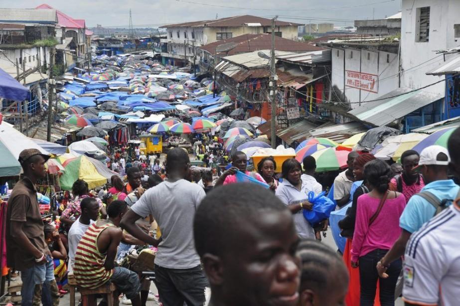 La propagation incontrôlée de la fièvre hémorragique l'Ebola,... (Photo Abbas Dulleh, AP)