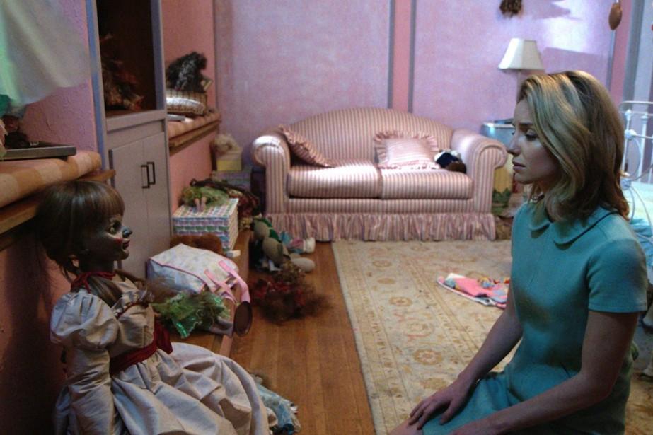 Le filmAnnabelle a étéretiré de l'écran dans plusieurs... (Photo fournie par Warner Bros.)