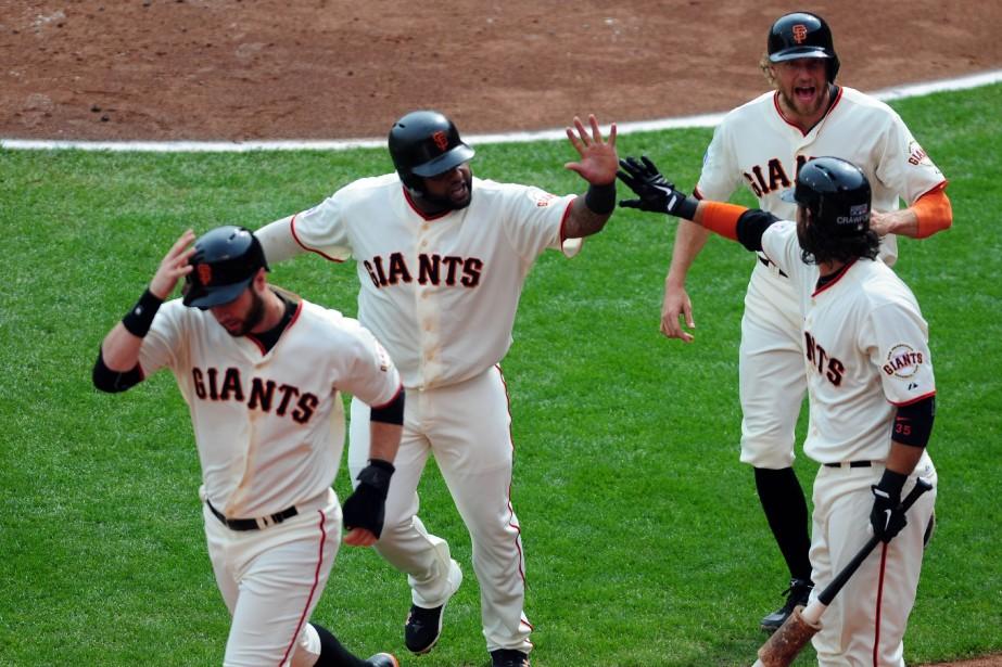 Les Giants sont en quête d'un troisième titre... (Photo Ed Szczepanski, USA Today Sports)