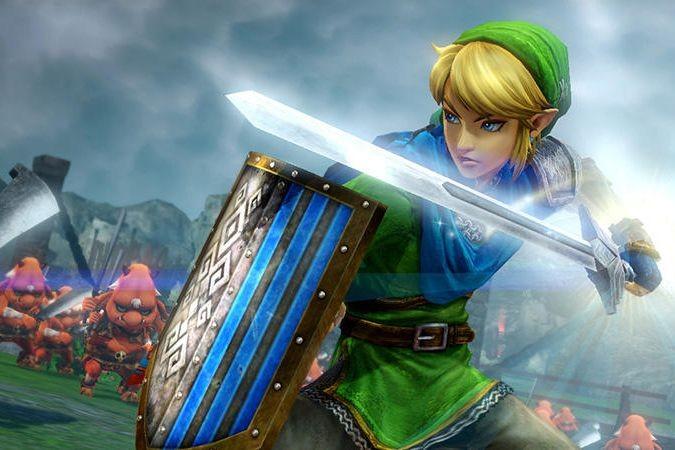DansHyrule Warriors,le joueur contrôle un des personnages populaires...