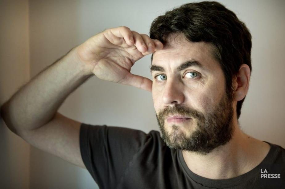 Le réalisateur Noël Mitrani... (Photo: Marco Campanozzi, La Presse)