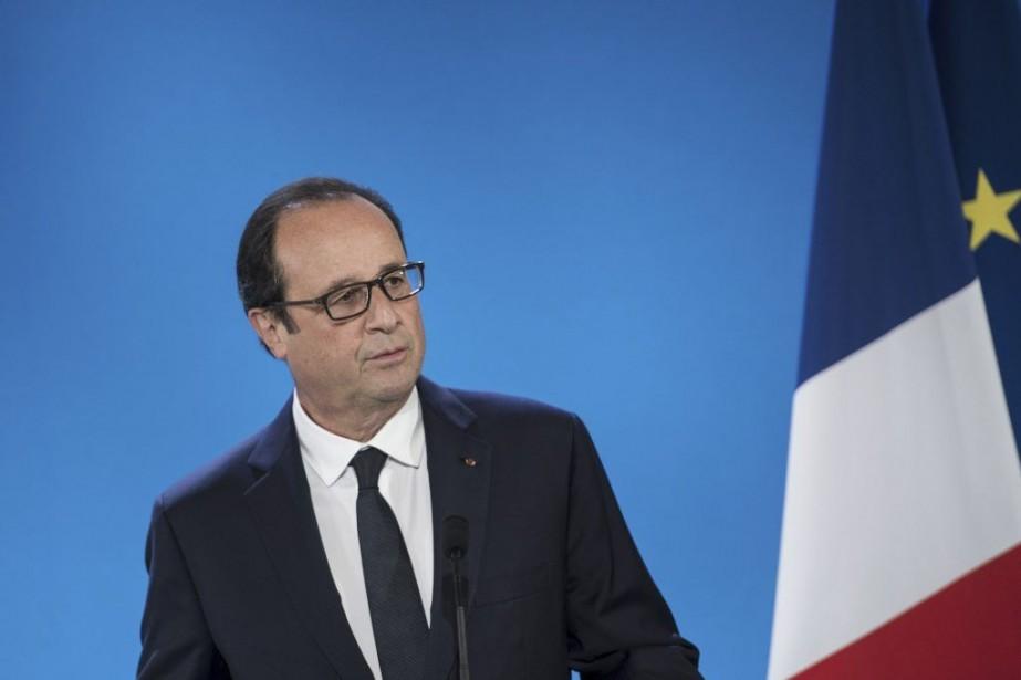 François Hollande se rendraà Banff en Alberta, à... (AFP)