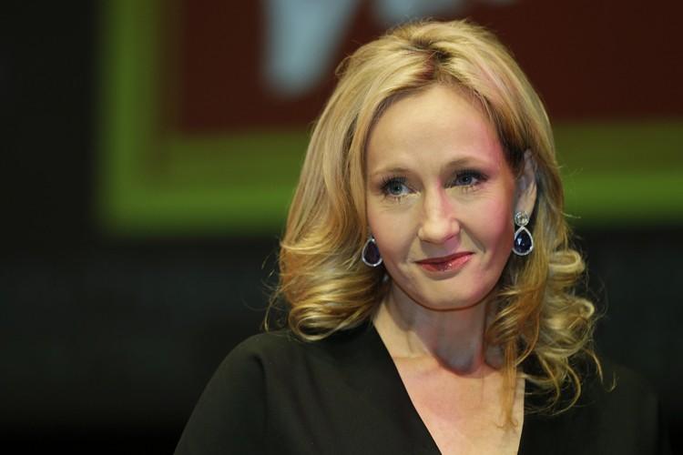 J.K. Rowling... (Archives AP)