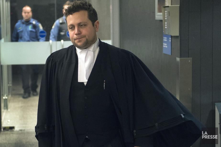 C'est du bureau de l'avocat Raphael J. Feldstein,... (PHOTO RYAN REMIORZ, ARCHIVES LA PRESSE CANADIENNE)