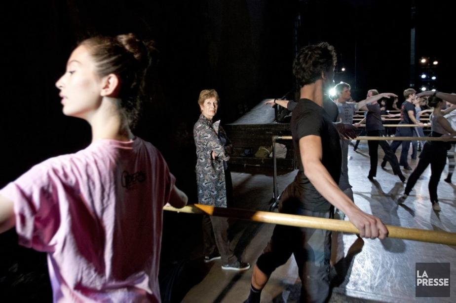 Brigitte Lefèvre, directrice de la danse du Ballet... (Photo: Olivier Jean, La Presse)