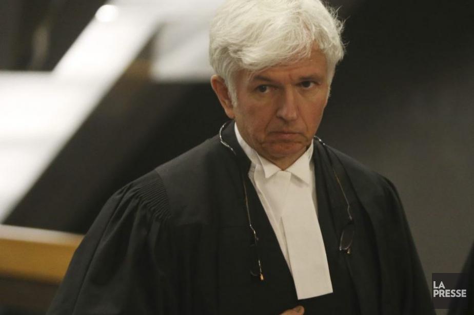 L'avocat de Magnotta Me Luc Leclair.... (PHOTO MARTIN CHAMBERLAND, ARCHIVES LA PRESSE)