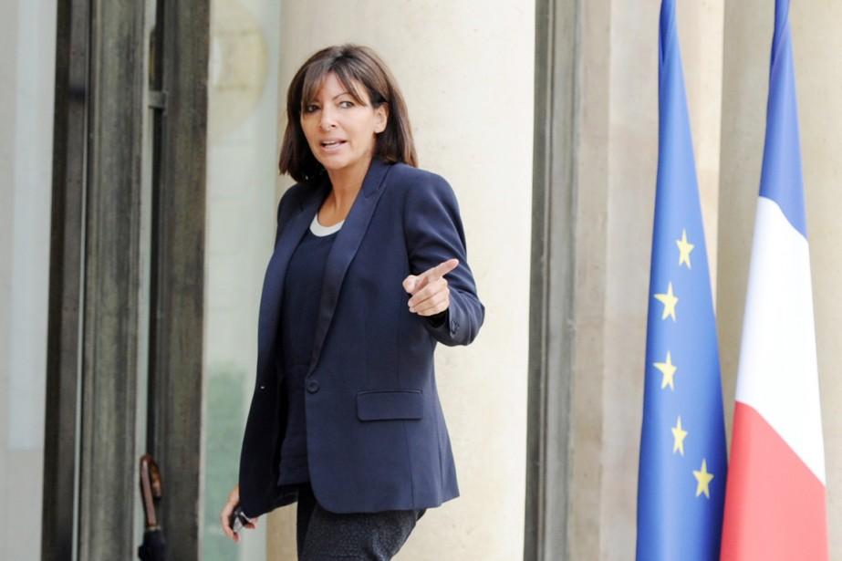 Pour la mairesse de Paris Anne Hidalgo,«si le... (PHOTO STÉPHANE DE SAKUTIN, ARCHIVES AFP)