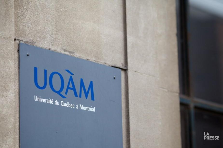 Les employés de l'UQAM étaient sans contrat de... (PHOTO SARAH MONGEAU-BIRKETT, ARCHIVES LA PRESSE)