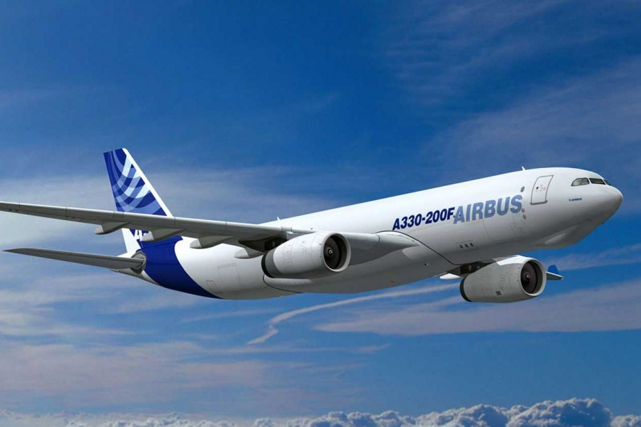 Un Airbus A330.... (Photo AFP)