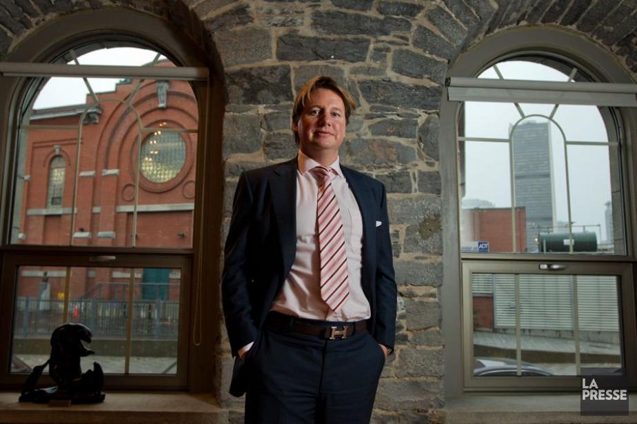 Eric Boyco, président et chef de la direction... (PHOTO HUGO-SÉBASTIEN AUBERT, ARCHIVES LA PRESSE)