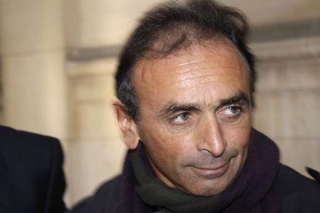 Éric Zemmour... (Photo: archives Reuters)