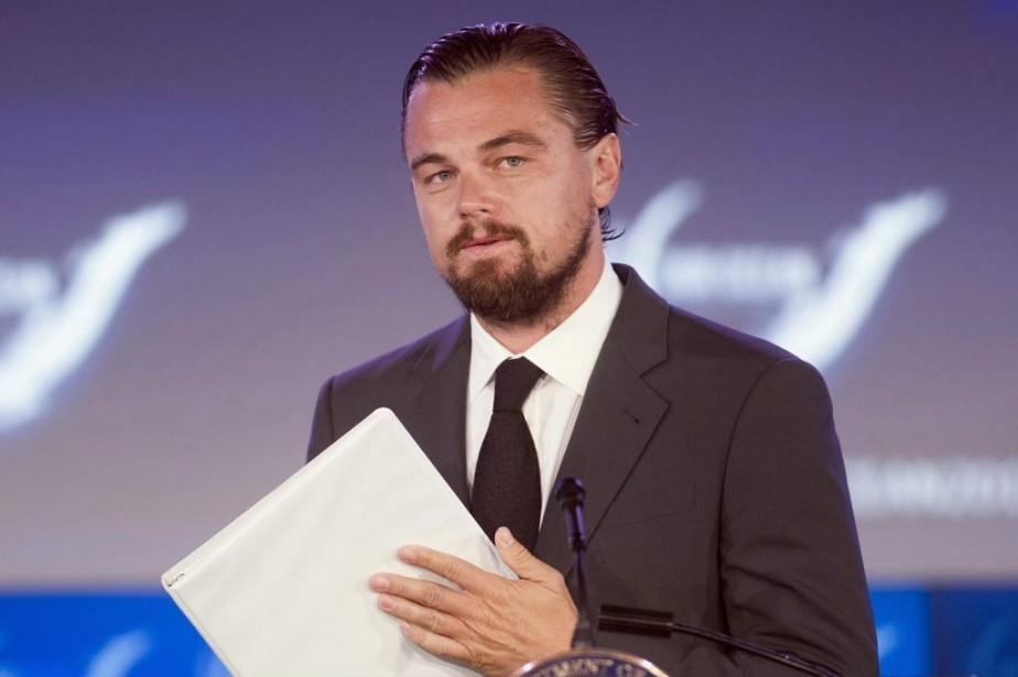 Leonardo DiCaprio est l'un des producteurs du documentaire Virunga.... (Photo Cliff Owen, Archives AP)