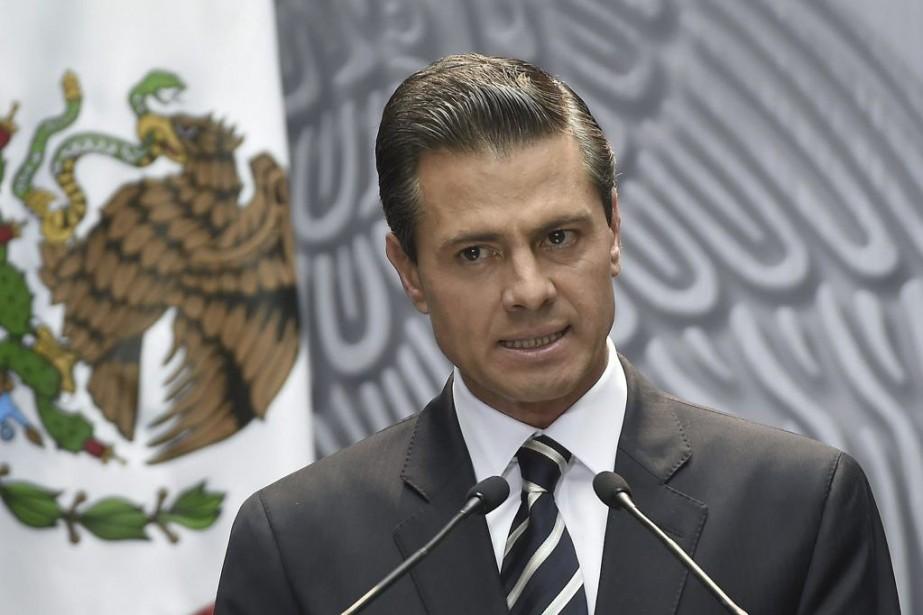 Selon le politicologue Jorge Chabat, les pressions internationales... (PHOTO RONALDO SCHEMIDT, AFP)