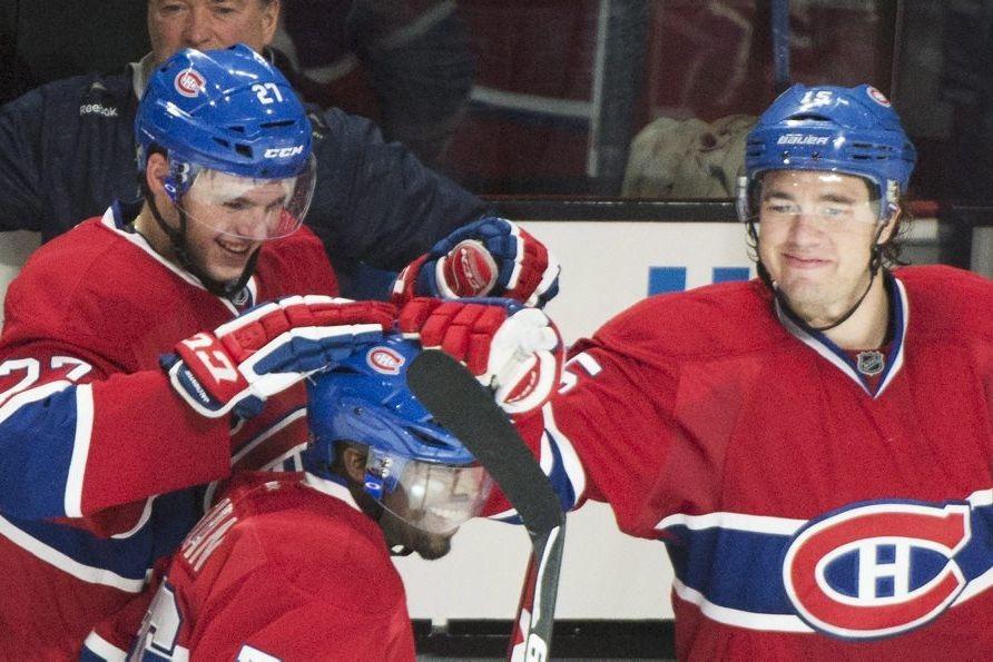 Le Canadien a gagné un cinquième match cette... (Photo Graham Hughes, PC)